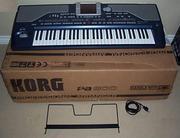Korg PA3X76 76 Ключевые рабочая станция с дисплеем Touch: $ 1900