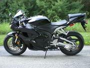 2012 Honda CBR 600 RR мотоцикл спортивный мотоцикл