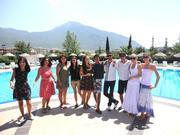 Летняя программа для подростков с носителями языка в Турции!!!