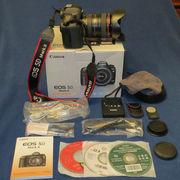 Canon EOS 5D Mark II с 24-105mm