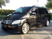 Mercedes Benz Viano 2011 Черный цвет Исполнительный и полный вариант