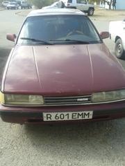 Продам автомобиль Mazda 626,  цвет вишневый,  в хорошем состоянии,  цена