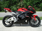 Глядя на новый мотоцикл