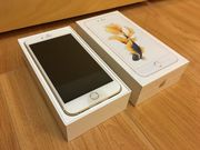 Apple,  iPhone 6S Плюс (последняя модель) - 64GB - розовое золото (Unlo