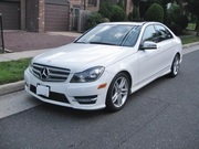 Mercedes Benz C300 4MATIC 2013 Модель,