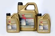 Немецкие масла RAIDO - Приглашаем дилеров в Актау