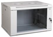 ITK шкаф настенный 19'' 12U серый