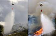 Вертолёты Ми 8 МТВ 1  ,  и другие модели  после 100 %  КВР  ,   пожарные
