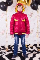Детские куртки оптом ТМ «Barbarris».