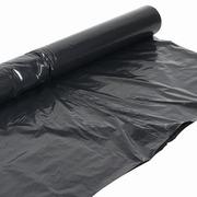 Черная полиэтиленовая  техническая пленка