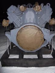 Двигатель ЯМЗ 240БМ2 с Гос резерва